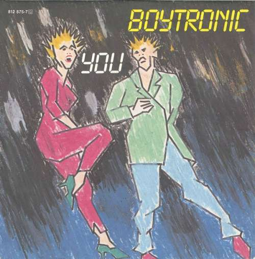 Bild Boytronic - You (7, Single) Schallplatten Ankauf
