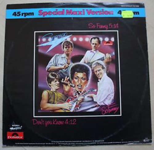 Bild Spargo - So Funny (12, Maxi) Schallplatten Ankauf