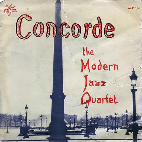 Bild The Modern Jazz Quartet - Concorde (7, EP) Schallplatten Ankauf