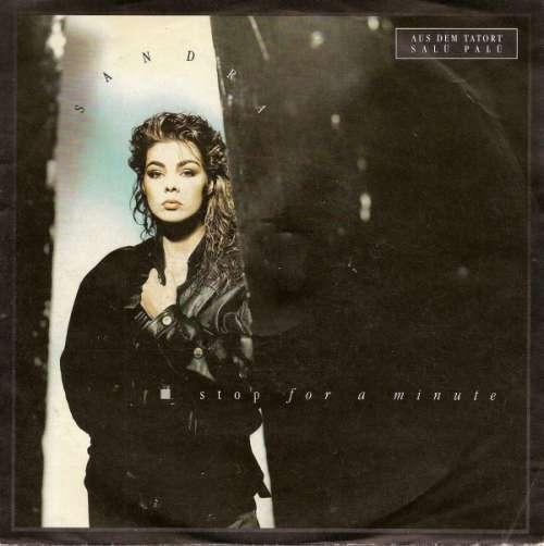 Bild Sandra - Stop For A Minute (7, Single) Schallplatten Ankauf