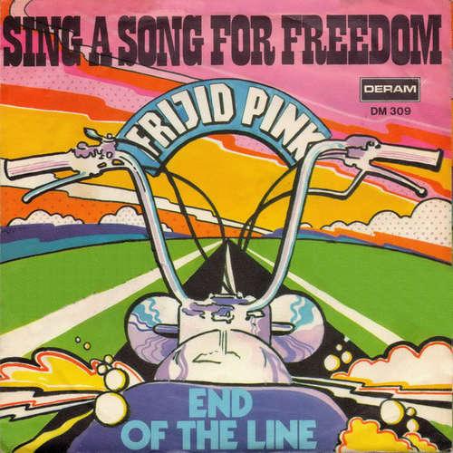 Bild Frijid Pink - Sing A Song For Freedom (7, Single, Mono) Schallplatten Ankauf