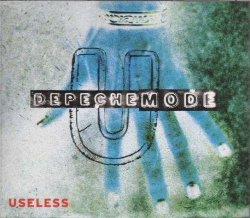 Cover Depeche Mode - Useless (CD, Single, Enh) Schallplatten Ankauf