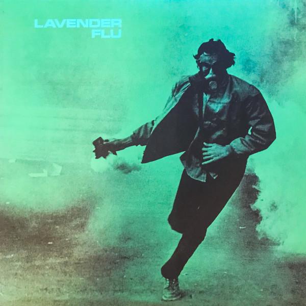 Cover zu Lavender Flu* - Barbarian Dust (LP, Album) Schallplatten Ankauf