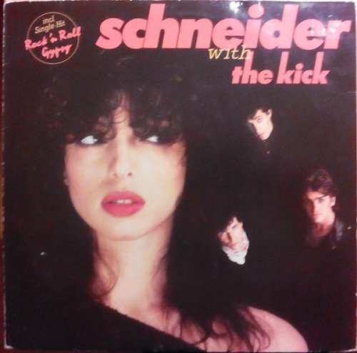 Cover Schneider* With The Kick (2) - Schneider With The Kick (LP, Album) Schallplatten Ankauf