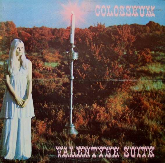 Cover zu Colosseum - Valentyne Suite (LP, Album, RE, Gat) Schallplatten Ankauf