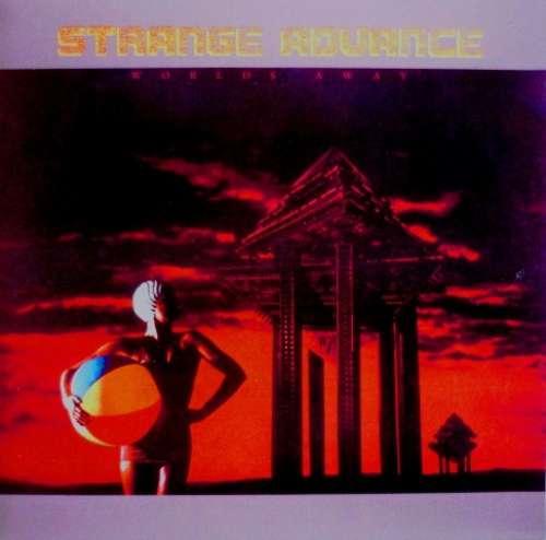 Bild Strange Advance - Worlds Away (LP, Album) Schallplatten Ankauf