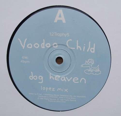 Cover Dog Heaven Schallplatten Ankauf