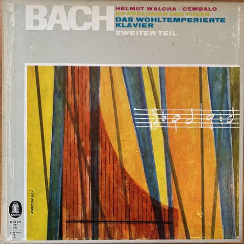 Bild Bach*, Helmut Walcha - Das Wohltemperierte Klavier, Zweiter Teil (3xLP, Album, Promo, Box) Schallplatten Ankauf