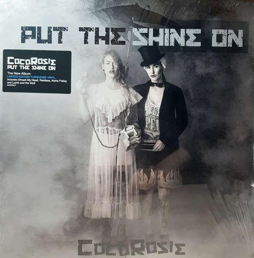 Bild CocoRosie - Put The Shine On (2xLP, Album, Ltd, Tur) Schallplatten Ankauf