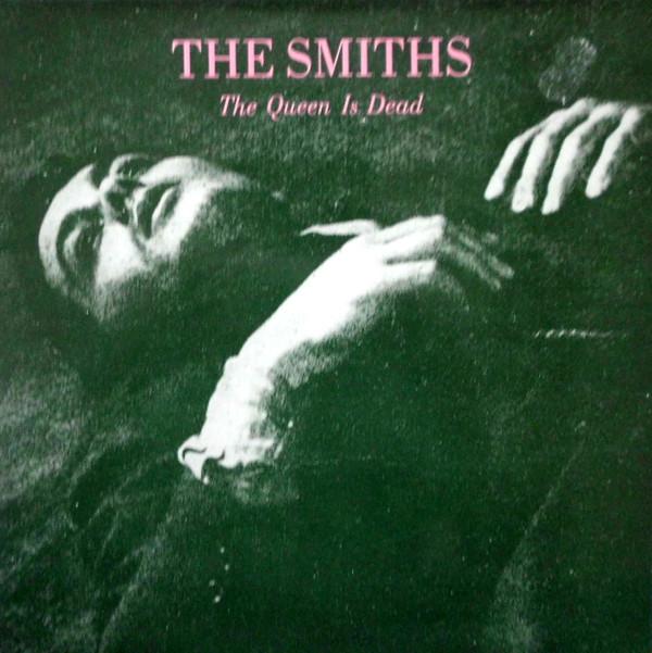 Cover The Smiths - The Queen Is Dead (LP, Album, Ltd, Gre) Schallplatten Ankauf