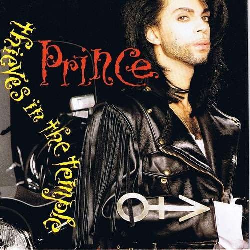Cover Prince - Thieves In The Temple (7, Single, Sma) Schallplatten Ankauf