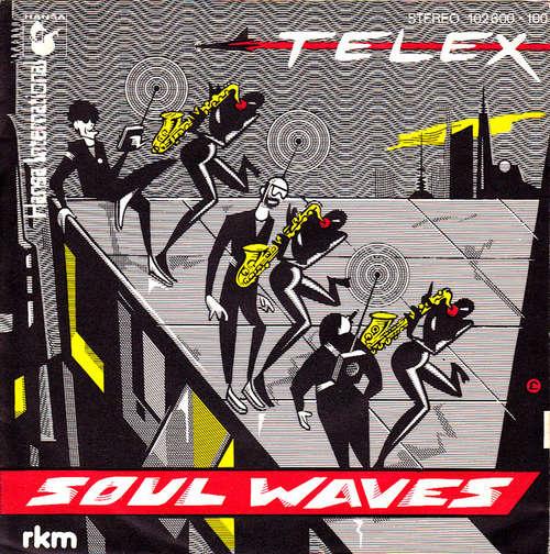 Bild Telex - Soul Waves (7, Single) Schallplatten Ankauf