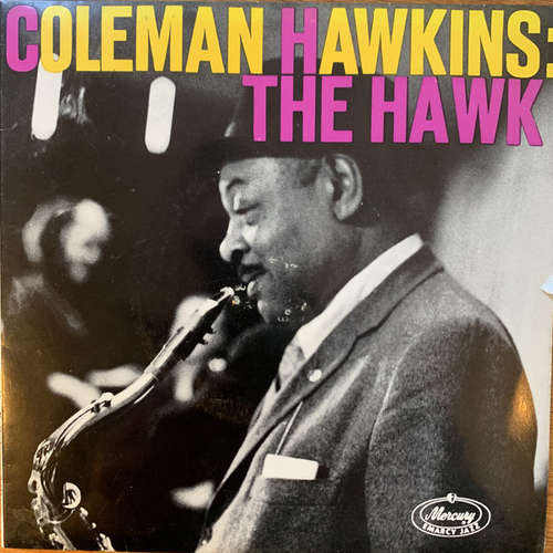 Cover zu Coleman Hawkins - The Hawk (7, EP, Promo) Schallplatten Ankauf