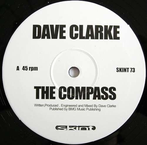 Cover Dave Clarke - The Compass (12) Schallplatten Ankauf