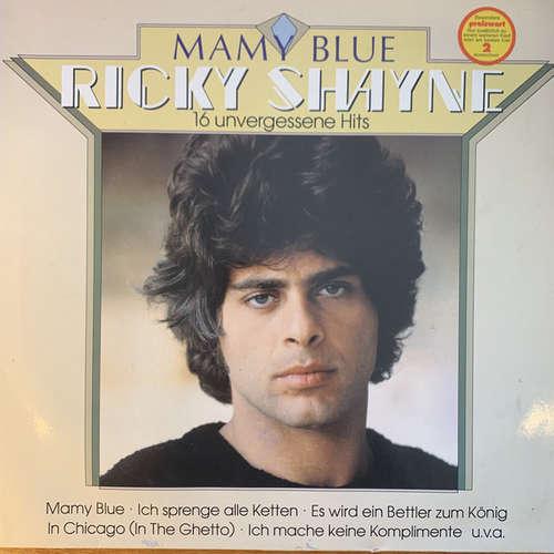 Bild Ricky Shayne - Mamy Blue - 16 Unvergessene Hits (LP, Comp, Club) Schallplatten Ankauf