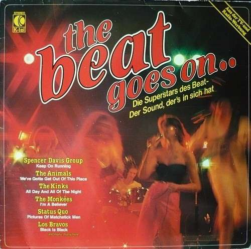 Cover Various - The Beat Goes On (LP, Comp, Mono) Schallplatten Ankauf