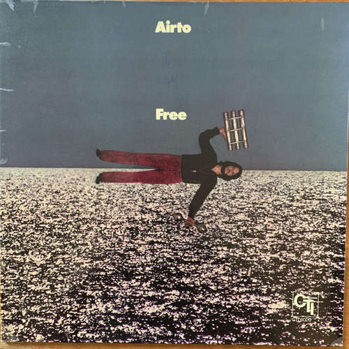 Cover Airto* - Free (LP, Album, RP, Gat) Schallplatten Ankauf