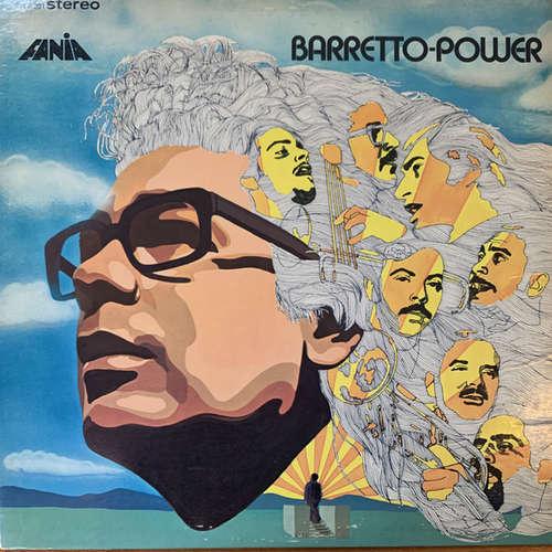 Cover Ray Barretto - Barretto Power (LP, Album) Schallplatten Ankauf