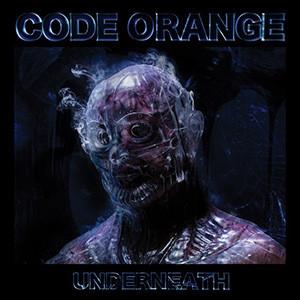 Cover Code Orange* - Underneath (LP, Album, Ltd, Blu) Schallplatten Ankauf