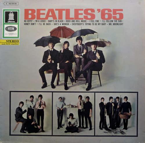 Cover The Beatles - Beatles '65 (LP, Album, RE) Schallplatten Ankauf
