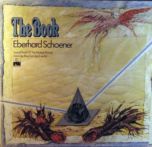 Cover Eberhard Schoener - The Book (LP, Album) Schallplatten Ankauf