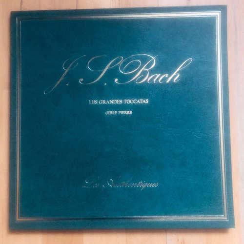 Cover zu Johann Sebastian Bach, Odile Pierre - Les Grandes Toccatas (LP) Schallplatten Ankauf