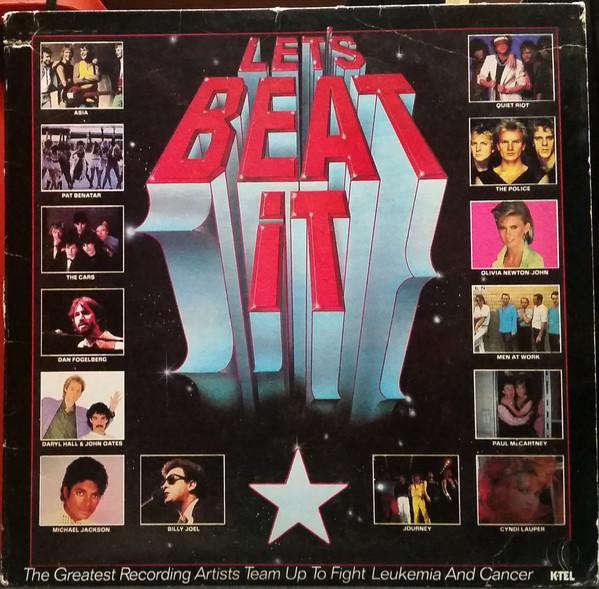 Cover Various - Let's Beat It (LP, Comp) Schallplatten Ankauf