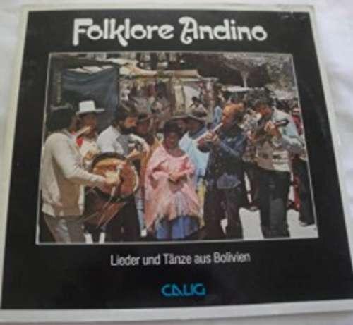 Bild Los Gringos (4) - Lieder Und Tänze Aus Bolivien (LP) Schallplatten Ankauf