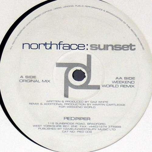 Bild Northface - Sunset (12) Schallplatten Ankauf