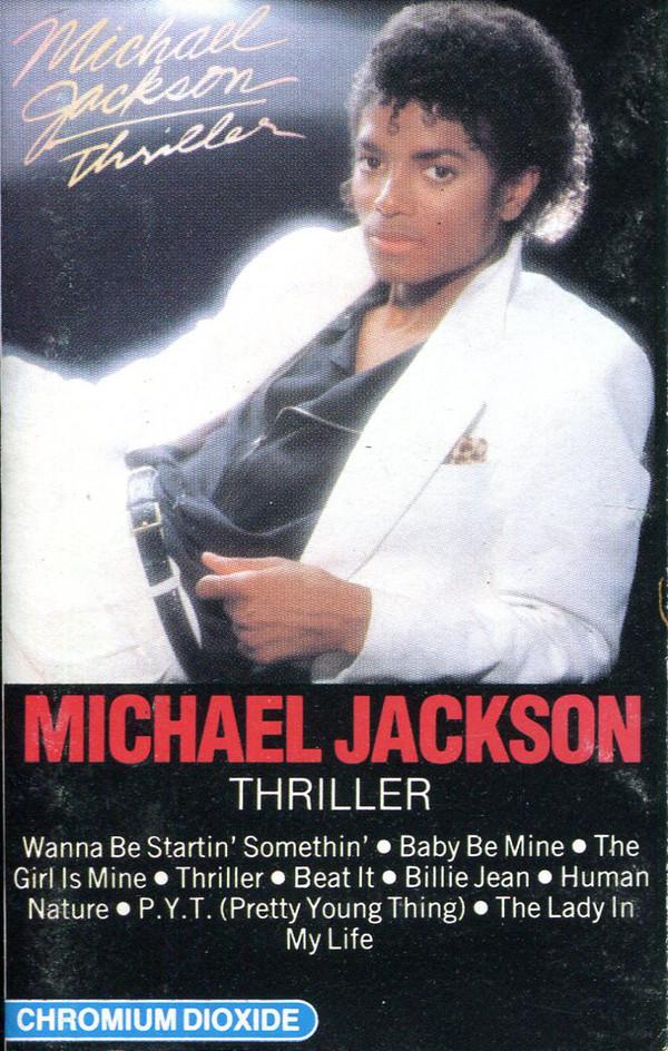 Cover Michael Jackson - Thriller (Cass, Album, Dol) Schallplatten Ankauf
