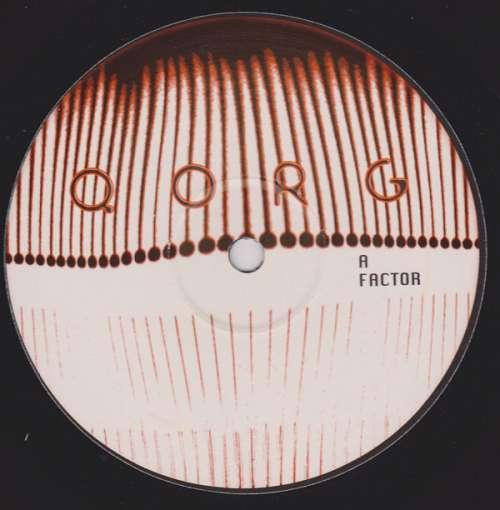 Bild Qorg - Factor / Auxiliary (12) Schallplatten Ankauf