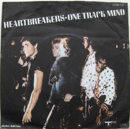 Cover Heartbreakers* - One Track Mind (7) Schallplatten Ankauf