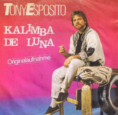 Cover zu Tony Esposito - Kalimba De Luna (7, Single) Schallplatten Ankauf