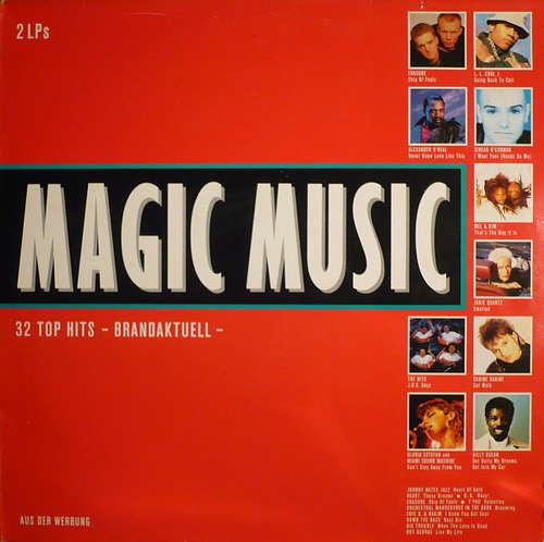 Cover Various - Magic Music - 32 Top Hits Brandaktuell (2xLP, Comp) Schallplatten Ankauf