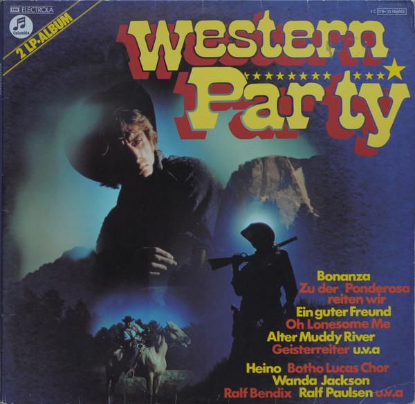 Bild Various - Western Party (2xLP, Comp) Schallplatten Ankauf