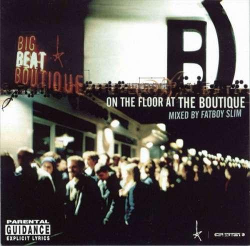 Bild Fatboy Slim - On The Floor At The Boutique (CD, Comp, Mixed) Schallplatten Ankauf