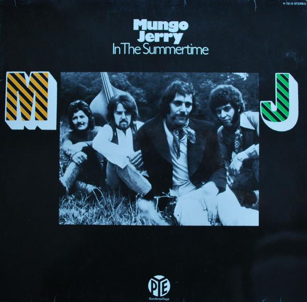 Bild Mungo Jerry - In The Summertime (LP, Album, Club) Schallplatten Ankauf