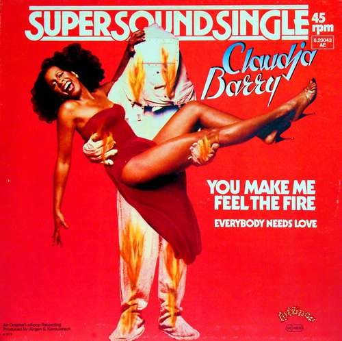 Bild Claudja Barry - You Make Me Feel The Fire / Everybody Needs Love (12, Maxi) Schallplatten Ankauf