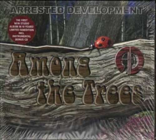 Bild Arrested Development - Among The Trees (2xCD, Album, Dig) Schallplatten Ankauf