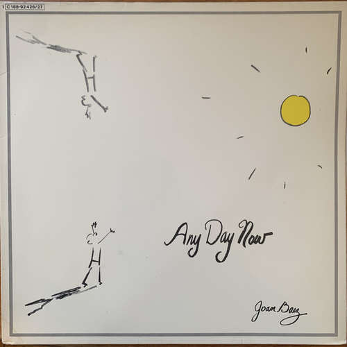 Bild Joan Baez - Any Day Now (2xLP, Album, RE) Schallplatten Ankauf