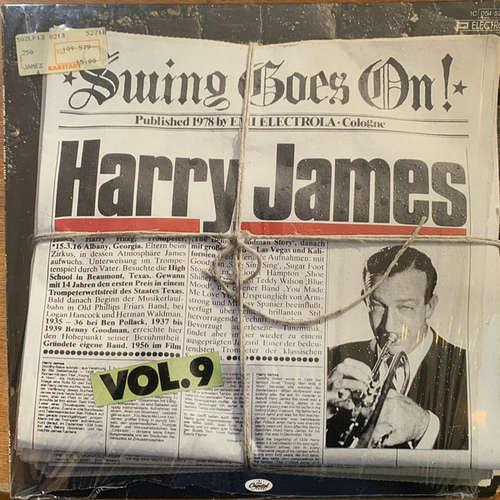 Bild Harry James (2) - Swing Goes On! Vol. 9 (LP, Comp) Schallplatten Ankauf