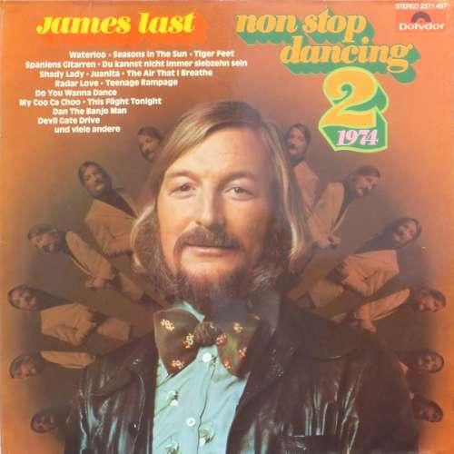 Bild James Last - Non Stop Dancing 1974 / 2 (LP, Album) Schallplatten Ankauf