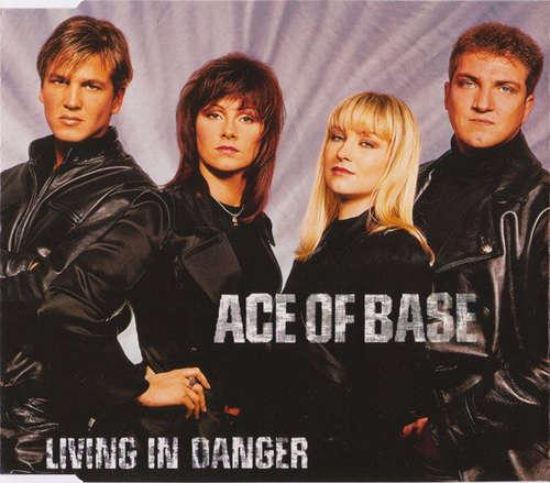 Cover Ace Of Base - Living In Danger (CD, Maxi) Schallplatten Ankauf