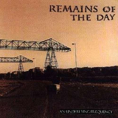 Cover Remains Of The Day - An Underlying Frequency (LP, Album) Schallplatten Ankauf