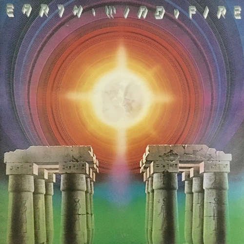 Cover Earth, Wind & Fire - I Am (LP, Album, RE, Gat) Schallplatten Ankauf
