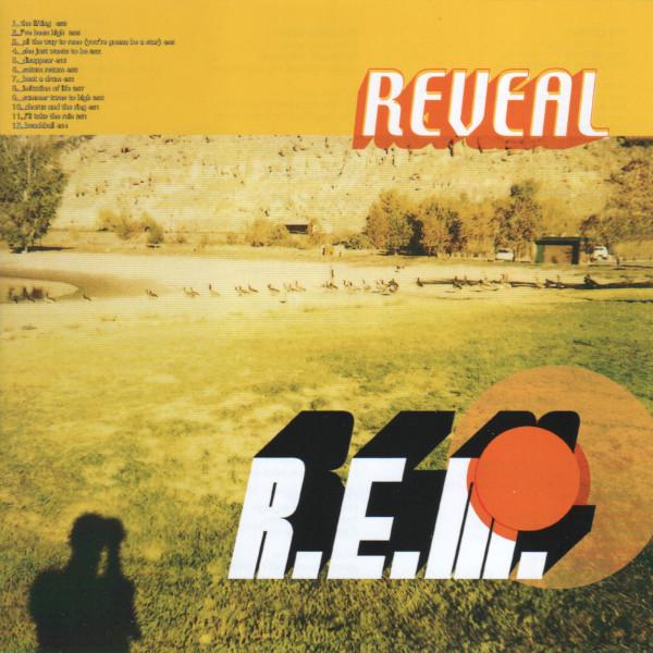 Cover zu R.E.M. - Reveal (CD, Album) Schallplatten Ankauf
