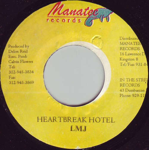 Cover LMJ* - Heartbreak Hotel (7, Single) Schallplatten Ankauf