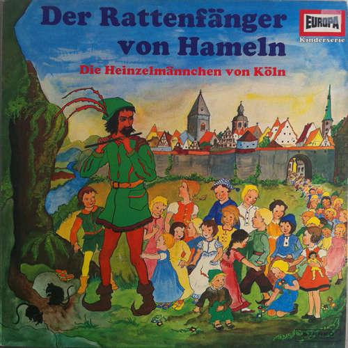 Bild Eberhard Alexander-Burgh / August Kopisch - Der Rattenfänger Von Hameln / Die Heinzelmännchen Von Köln (LP) Schallplatten Ankauf