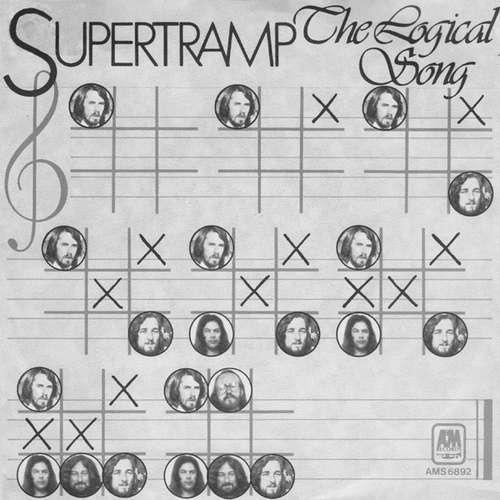 Bild Supertramp - The Logical Song (7, Single) Schallplatten Ankauf