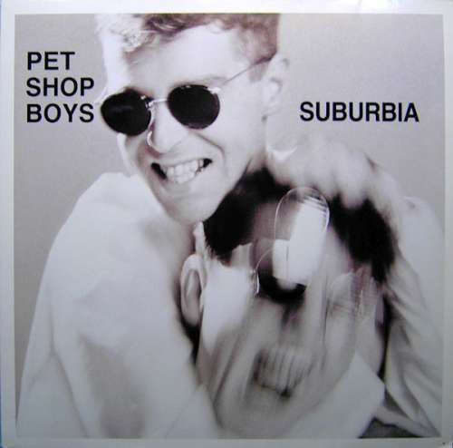 Cover zu Pet Shop Boys - Suburbia (12, Maxi) Schallplatten Ankauf